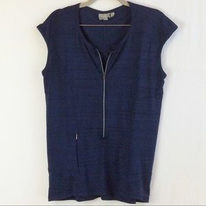 Athleta Zip Cover Up/Vest